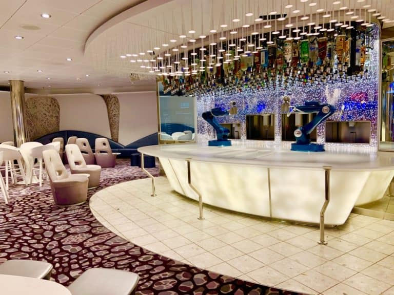 Harmony Of The Seas Bionic Bar