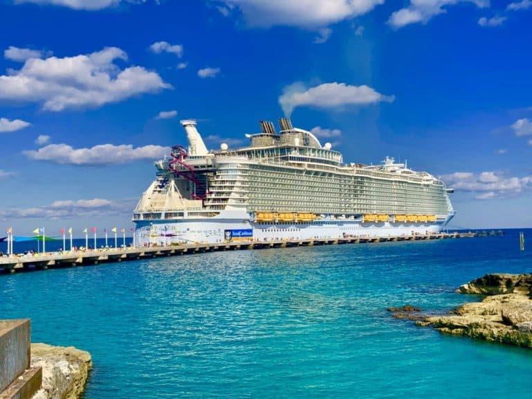 Harmony Of The Seas Caribbean Cruise Ship