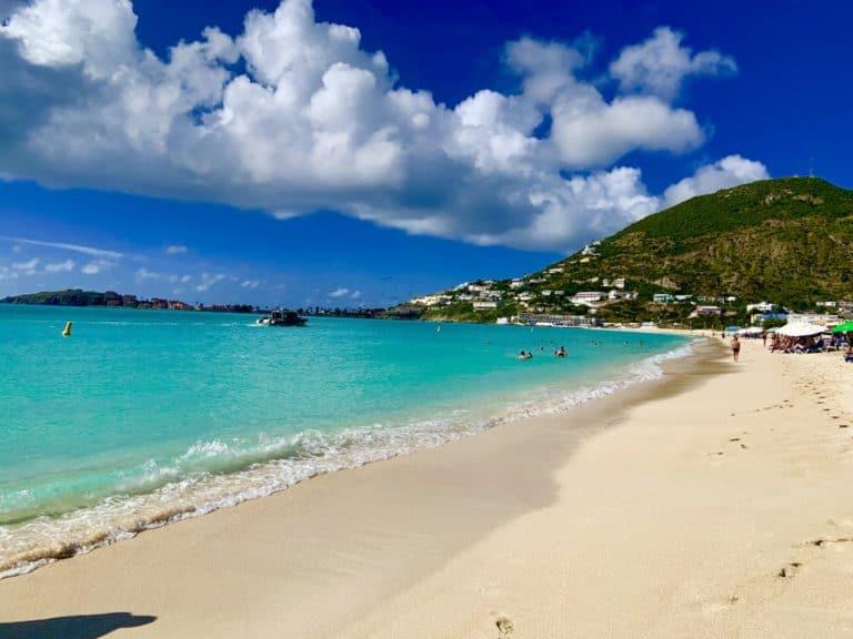 Great Bay Beach - St Maarten
