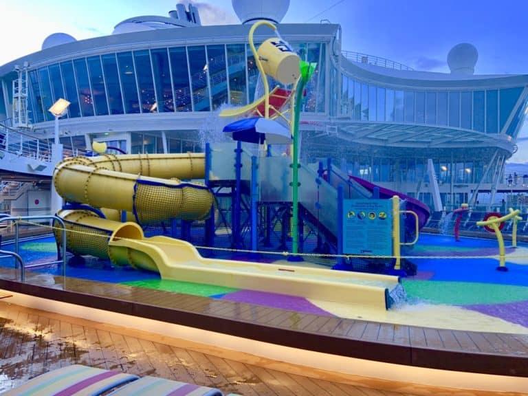 Harmony Of The Seas Caribbean Cruise Baby Splashaway Bay