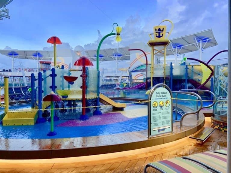 Harmony Of The Seas Caribbean Baby Splash Zone