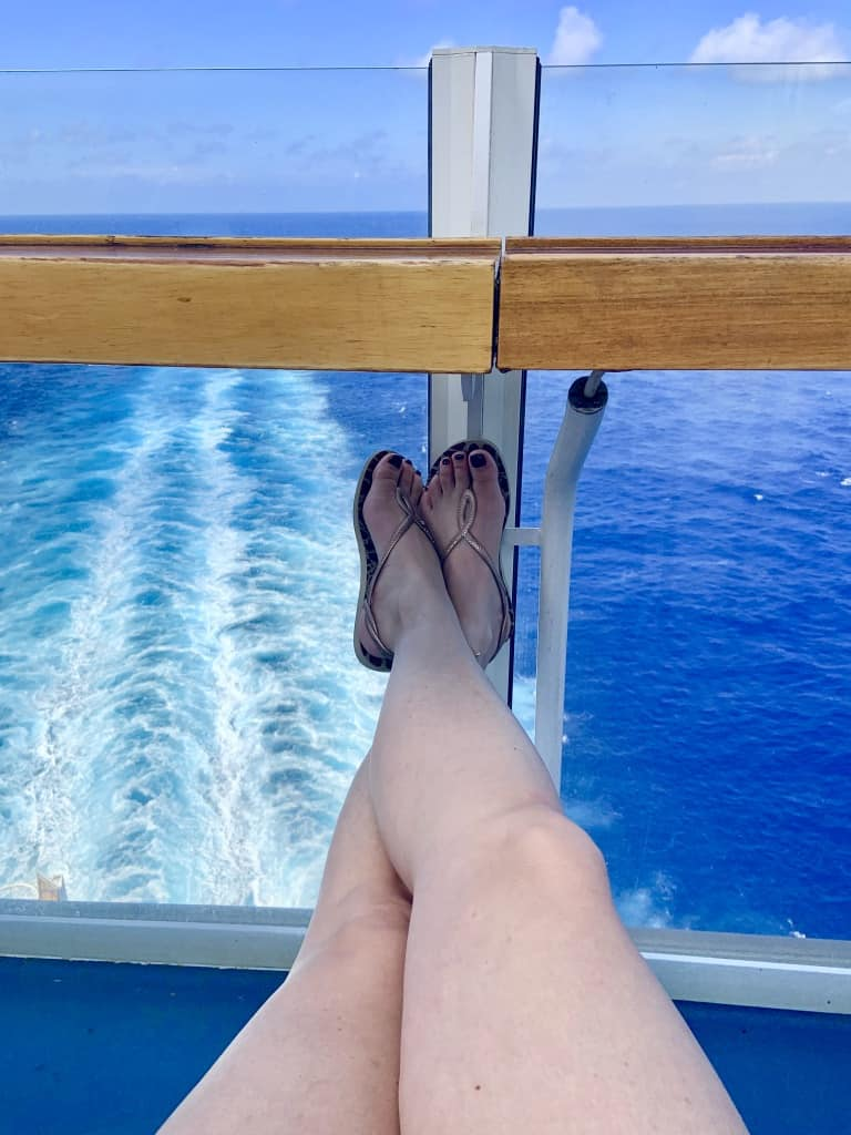 Harmony Of The Seas Deck 16 View