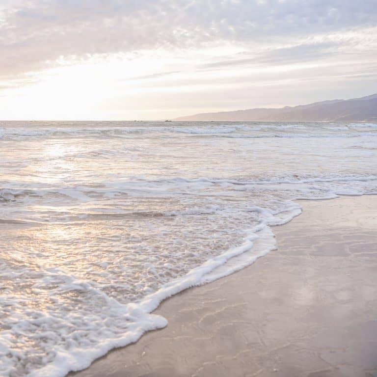 Calm Beautiful Beach