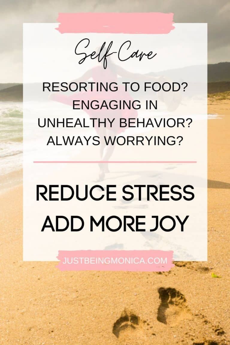 Less Stress and More Joy