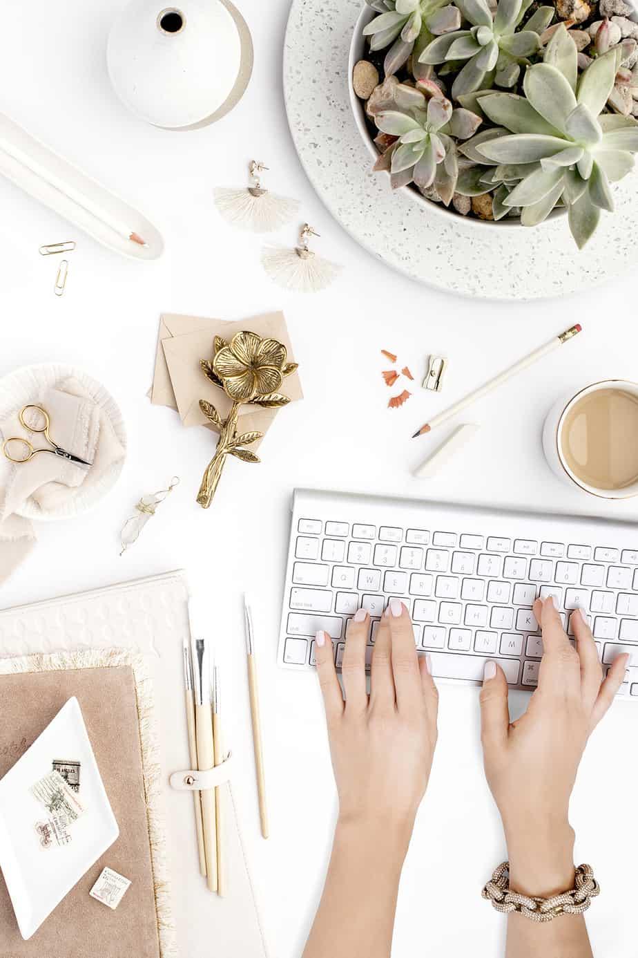 Limiting Beliefs List Woman Working on Her Dream Job